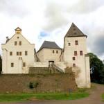 Schloss Wolkenstein, Talansicht