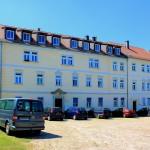 Freigut Wurzen (Posthalterei), Wohnhaus