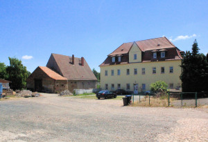 Wutzschwitz, Rittergut Oberwutzschwitz