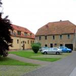 Rittergut Zedtlitz, Wirtschaftshof