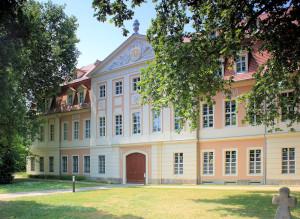 Zeitz, Albrechtsches Palais