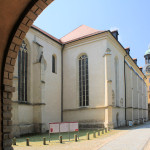 Zeitz, Schloss Moritzburg, Kath. Domkirche