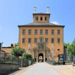 Zeitz, Schloss Moritzburg, Torhaus