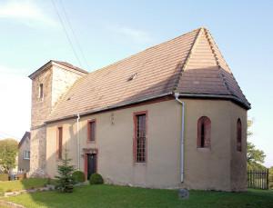 Zembschen, Ev. Kirche