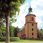 Zethau, Ev. Pfarrkirche