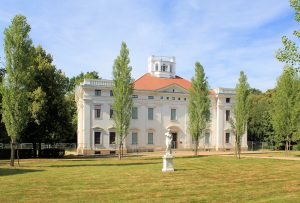 Schloss Georgium in Dessau-Ziebigk