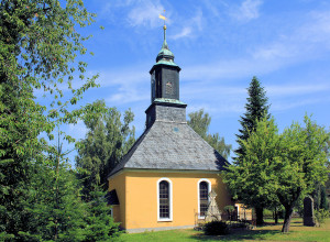 Ziegra, Ev. Pfarrkirche