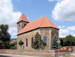 Zöllschen, Ev. Kirche
