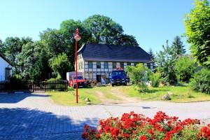 Zöpen, Rittergut