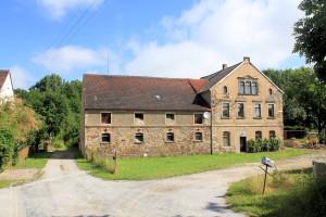 Rittergut Zöschau, Pächter- oder Verwalterhaus