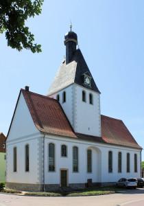 Zöschen, Ev. Kirche St. Wenzel