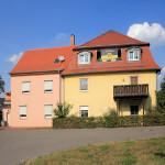 Rittergut Oberhof Zöschen, Herrenhaus Südseite