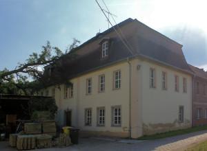 Rittergut Unterhof Zöschen, Herrenhaus