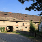 Rittergut Unterhof Zöschen, Torhaus