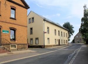 Rittergut Zschadraß (Meierei), Herrenhaus