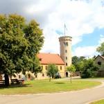 Rittergut Zscheiplitz, Wasserturm
