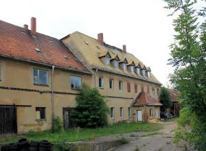 Rittergut Zschochau, Herrenhaus