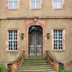 Rittergut Neusorge Zschöppichen, Portal des Schlosses