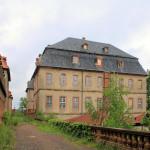 Rittergut Neusorge Zschöppichen, Schloss