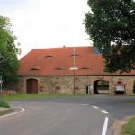 Rittergut Neusorge Zschöppichen, Torhaus