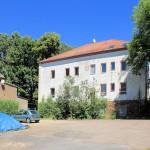 Rittergut Zschörnewitz, Herrenhaus