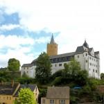 Zschopau, Schloss Wildeck von Südwesten