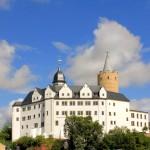Zschopau, Schloss Wildeck von Süden