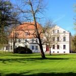 Zschortau, Rittergut Oberteil