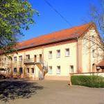 Zschortau, Rittergut Oberteil, Wirtschaftsgebäude