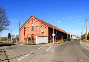 Zschortau, Rittergut Unterhof