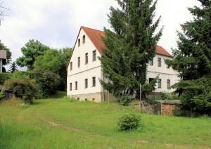 Rittergut Zunschwitz, Herrenhaus