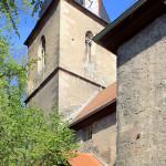 Zwätzen, Ev. Pfarrkirche St. Maria