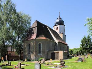 Zweimen, Ev. Kirche