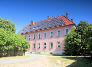 Rittergut Zwethau, Verwalterhaus