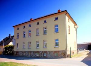 Rittergut Zwochau, Herrenhaus