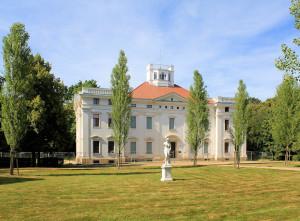 Schloss Georgium in Dessau