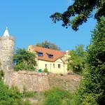 Die Schönburg bei Naumburg