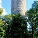 Schönburg, Bergfried