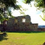 Schönburg, romanischer Pallas