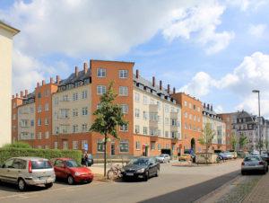 Helenenhof Chemnitz-Kaßberg