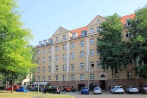 Wohnhäuser Gregor-Fuchs-Straße 29 bis 31 Anger-Crottendorf