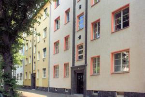 Wohnanlage Gregor-Fuchs-Straße 15 bis 27 Anger-Crottendorf