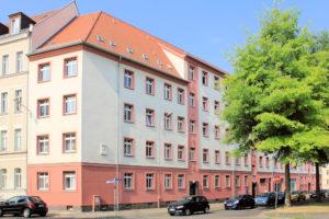 Wohnhaus Gregor-Fuchs-Straße 26 bis 30 Anger-Crottendorf