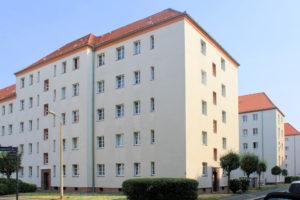Wohnanlage Jöcherstraße 2 bis 12/Mascowstraße 3 Anger-Crottendorf
