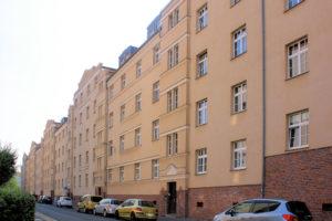 Wohnanlage Mascowstraße 2 bis 16 Anger-Crottendorf