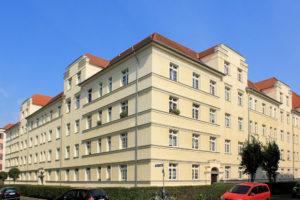 Wohnanlage Stünzer Straße/Friedrich-Dittes-Straße/Neumannstraße Anger-Crottendorf