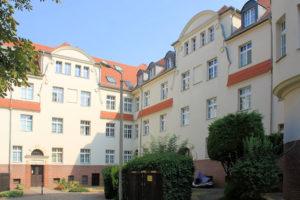 Wohnanlage Trinitatisstraße 1 bis 9 Anger-Crottendorf