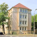 Städtische Wohnanlage Zerbster Straße/Heinz-Kapelle-Straße/Hohmannstraße Eutritzsch