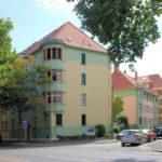 Wohnanlage Theresienstraße/Hamburger Straße/Dessauer Straße Eutritzsch