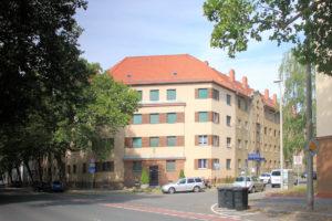 Wohnanlage Theresienstraße 45 bis 49 Eutritzsch